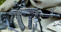 AK-47   11 Guns You Need for When SHTF