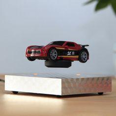 Maglev Rotating holder Base EZ Float Technology Levitron Display Showcase #Unbranded