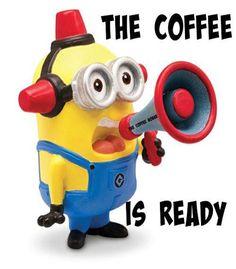 Coffee's ready! | #Coffee