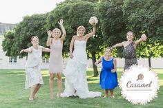 Jump! Fine Art Wedding Photography, Caramel, White Dress, Dresses, Fashion, Salt Water Taffy, Vestidos, Moda, Toffee