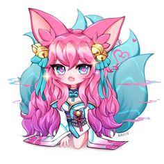 Leona League Of Legends, League Of Legends Characters, Ahri Wallpaper, Character Art, Character Design, Ahri League, Lol Champions, Animes Yandere, Spiderman Art