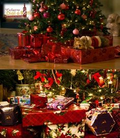 How to create Christmas day? Our Christmas gifts.