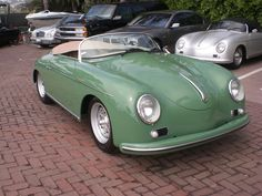 Porsche - Speedster - 1955 -  | Used Cars For Sale