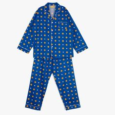 Kakao Friends Men's Ryan Navy Pajama Cozy Home Wear Sleepwear Free Size GKKF0450 #KakaoFriends #PajamaSets