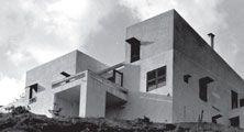 Dimitris and Suzanna Antonakakis architecture - House in Oxylithos Critical Regionalism, Carlo Scarpa, Alvar Aalto, Dom, Architecture Design, Concrete, Multi Story Building, Spaces, House