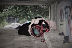 Materials for sleeping rough under a bridge in northern Tasmania, November 2019 November 2019, Tasmania, Baby Car Seats, Jazz, Addiction, Bridge, Bands, Sleep, Jazz Music