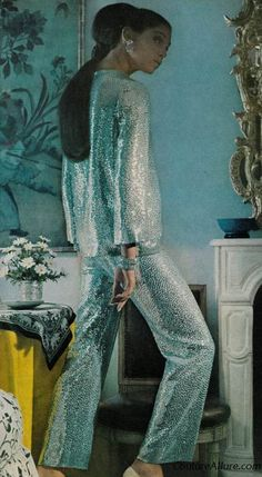 Norman Norell 1966