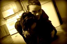 Max and Charlie-Bear