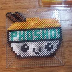 Pho Sho perler beads by vivianxoinfinite