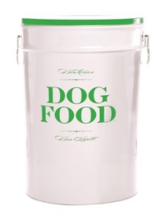 Bon Chien Food Storage Canister From New To Gilt: Harry Barker On Gilt