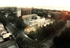 Gallery - OMA Tops Out on Beaux Arts Museum in Quebec - 2