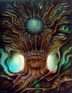 Trance by moldyb.deviantart.com Sculptures, Lion Sculpture, Weird Creatures, Creature Design, Surreal Art, Fine Art Gallery, Types Of Art, Trance, Figurative Art