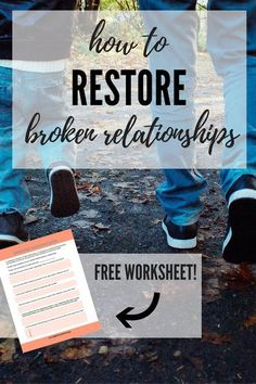 Learn how to forgive and find healing and reconciliation in broken relationships.