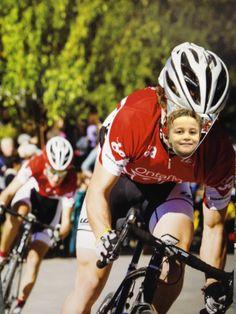 Having fun with the cardboard cutout Bicycle Helmet, Bike, More Fun, Racing, Bicycle, Running, Cycling Helmet, Auto Racing, Bicycles