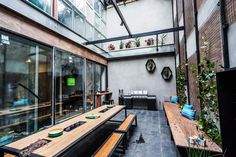 The high drama Block Glasshouse terrace reveals (Chris & Jenna: last place)