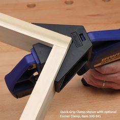 Irwin Quick-Grip Medium- & Heavy-Duty Clamps