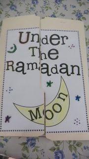 Toddlers Ramadan Lapbook!