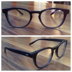 'Gilbert' in Matte Turtle Dove Gradient. $475.00 at The Pinhole Effect.