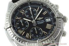 BREITLING CROSSWIND COCKPIT STAHL CHRONOGRAPH AUTOMATIK A13055 | 152482 | juwelier-haeger.de