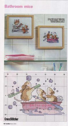 topolini e spazzolino 1