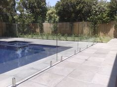 Fence Factory is trusted Diy Fencing Suppliers Melbourne, Offers Aluminium Diy Pool Fencing, Diy Colorbond,Diy Glass Balustrade,Diy Pool Fencing In Melbourne. Diy Pool Fence, Glass Pool Fencing, Glass Fence, Backyard, Outdoor Swimming Pool, Swimming Pools, Fence Options, Glass Balustrade, Australian Homes