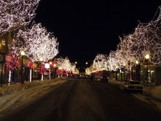 Christmas in downtown Littleton, Colorado, one of my favorite places on Earth