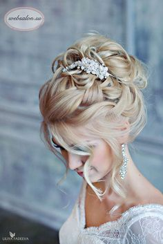 Stunning Summer Wedding Hairstyles See more: www.weddingforwar The post Stunning Summer Wedding Hairstyles See more: www.weddingforwar appeared first on frisuren. Wedding Hairstyles For Long Hair, Wedding Hair And Makeup, Up Hairstyles, Hairstyle Ideas, Hair Ideas, Summer Hairstyles, Vintage Hairstyles, Elegant Wedding Hairstyles, Hair Styles For Wedding