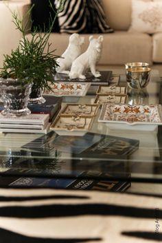 Home decor Anfitriã-como receber em casa-decoração-mesas