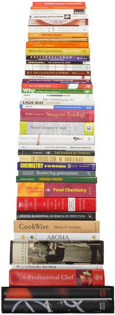 Guides to molecular gastronomy