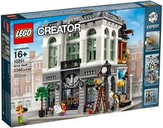 2020 LEGO 10270 CREATOR EXPERT LIBRERIA BOOKSHOP - MISB IN STOCK
