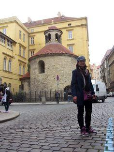 Ja v Praze