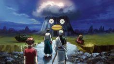 Anime 1920x1080 Gintama Sakata Gintoki Shimura Shinpachi Yorozuya Gintama 2015 Kagura Yato