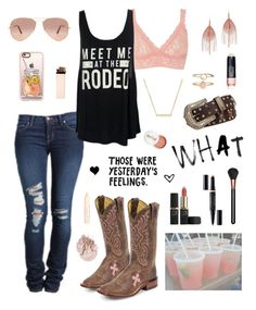 Sweet As Sugar by aw-hell-naw on Polyvore featuring polyvore, moda, style, Hanky Panky, Serefina, Accessorize, Moon and Lola, Daytrip, Casetify, Ray-Ban, Christian Dior, MAC Cosmetics, L'Oréal Paris, Terre Mère, Smashbox, J Brand, xO Design, fashion and clothing
