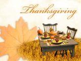 Spirit of Thanksgiving Ecard