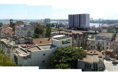SYAA | Port Offices www.syaa.ro #office #building #port #harbor #Constanta #architecture