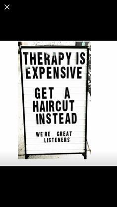 Haircut quotes getting a 59 super Ideas Haircut Quotes Funny, Funny Quotes, Hair Salon Quotes, Hair Cut Quotes, Quotes About Hair, Hairdresser Quotes, Funny Hairstylist Quotes, Trendy Haircuts, Beauty Quotes