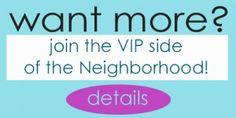 come join the Neighborhood!