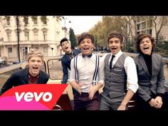 ▶ One Direction - One Thing - YouTube