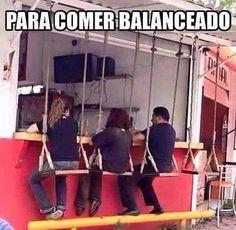 """La nueva forma de comer """"BALANCEADO"""""""