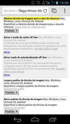 Acelerar a velocidade da internet no Android com este truque secreto para o Chrome | Site do Android