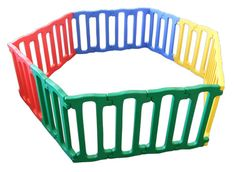 hexagonal playpen