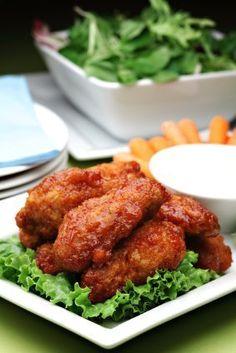 Buffalo Wings Recipes