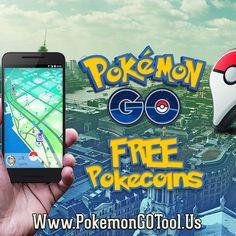 Get Free Pokecoins Now! 100% SAFE - No Password Request! Check bio link! #pokemon #pokemongo #pokecoins #freepokecoins