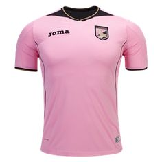 Palermo 16/17 Home Soccer Jersey  Palermo Fans! Check out the 2016/17 Serie A Jerseys at WorldSoccerShop.com