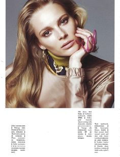 Contact Vivien's Models Sydney office for more information about model Ieva Laguna Private Teacher, Bregje Heinen, S Models, Blonde Hair, How To Remove, Magazine, Yellow Hair, Magazines