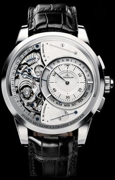 Hybris Mechanica, by Jaeger Lecoultre #watch