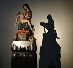 La Pietà et son ombre