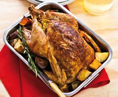 Moroccan turkey with couscous stuffing http://www.eatout.co.za/recipe/moroccan-turkey-with-couscous-stuffing/