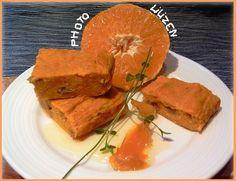 Délicieux aux carottes sans gras sans sucre --> 40 minutes à 180° -15 carottes cuites et en purée -3 oeufs    -2 cs de fromage blanc à 0% de MG -5 cs farine -100g raisins secs gonflés la veille dans thé+rhum -100g de compote de pomme -1 cuiller à soupe de rhum
