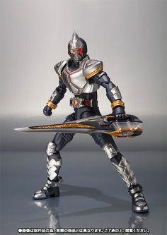 Kamen Rider Blade (Broken Head Version) - April 2015